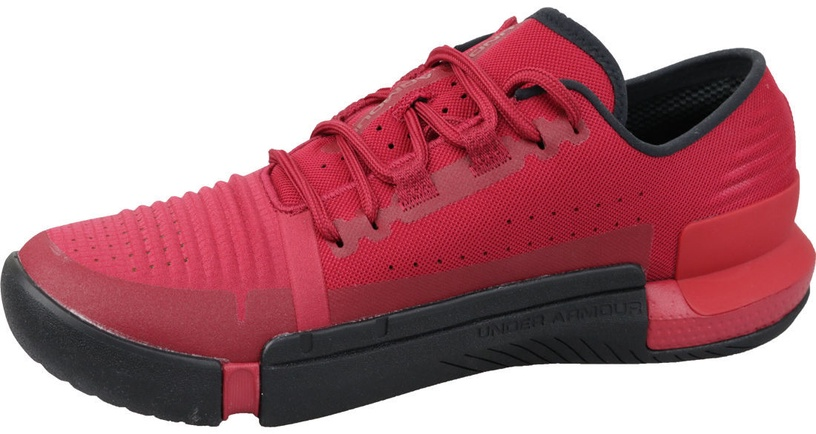 Under Armour TriBase Reign Training Shoes 3021289-600 Red 42