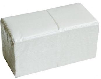 Lenek Napkins 33cm 1 Ply White 400pcs