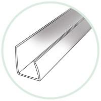 J-PROFILS PVC 12MM 3,0M