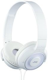 Ausinės JVC HA-S220 White