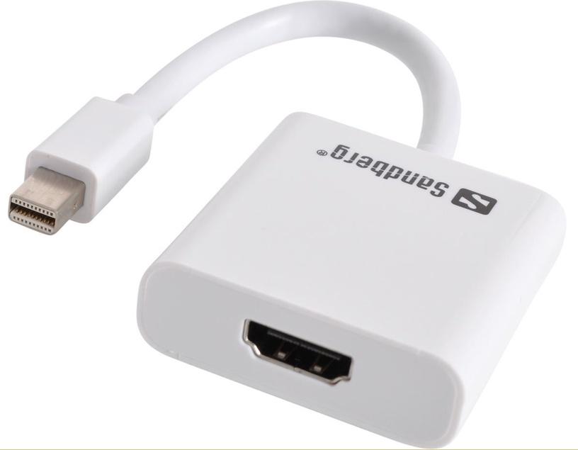 Sandberg Adapter Mini Display Port to HDMI