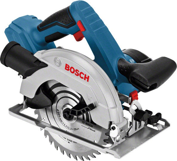 Bosch GKS 18V-57 G Cordless Circular Saw without Battery