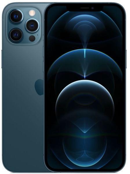 Мобильный телефон Apple iPhone 12 Pro Max Pacific Blue, 128 GB
