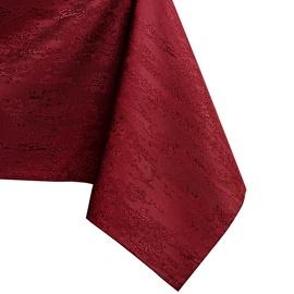 Скатерть AmeliaHome Vesta, красный, 3500 мм x 1550 мм