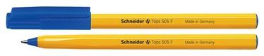Pastakas Schneider Ballpoint Pen Tops 505 F Blue