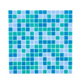 Stiklo mozaikos melsva BTS108, 32.7 x 32.7 cm