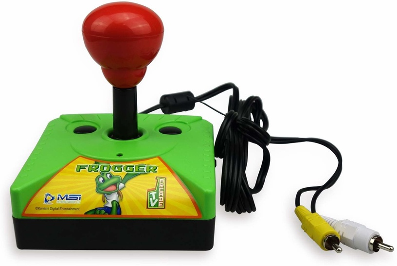 MSI Entertainment Frogger TV Plug And Play Arcade System