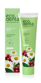 Dantų pasta Ecodenta Sensitive Relief, 100 ml