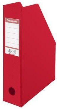 Esselte Document Box Red