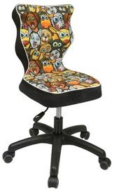 Детский стул Entelo ST28 Black, 370x350x830 мм