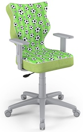Детский стул Entelo Duo ST29, зеленый/серый, 375 мм x 1000 мм
