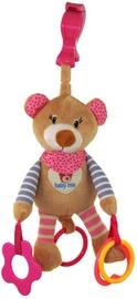 Игрушка для коляски Baby Mix Bear, многоцветный