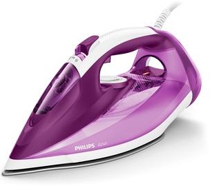 Утюг Philips GC4543/30, белый/фиолетовый