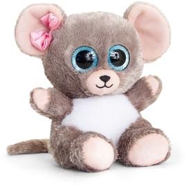 Pliušinis žaislas Keel Toys Animotsu Mouse, 15 cm