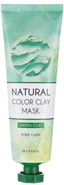 Missha Natural Color Clay Mask 137g Green Clay