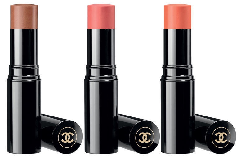 Skaistalai Chanel Les Beiges Healthy Glow Sheer Colour Stick N23, 8 g