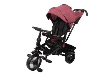 """Vaikiškas dviratis Madej Super Trike XG7236-1-3, juodas/raudonas, 12"""""""
