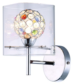 Light Prestige Spark Wall Lamp G9 33W Transparent