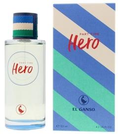 Tualetes ūdens El Ganso Part Time Hero 125ml EDT
