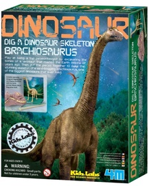 4M Dig A Dino Skeleton Brachiosaurus 3237