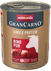 Animonda GranCarno Single Protein Beef 800gr