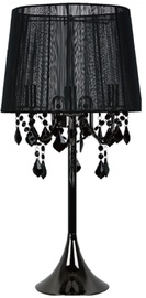 Light Prestige Mona Standing Lamp 3x40W E14 Black