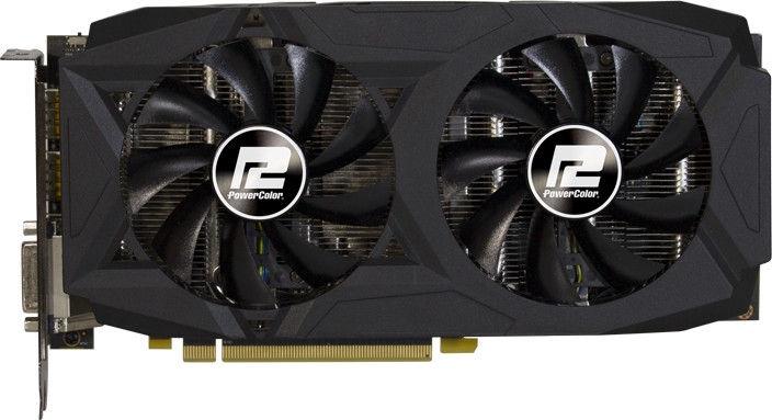 PowerColor Radeon RX 580 Red Dragon V2 8GB GDDR5 PCIE AXRX 580 8GBD5-3DHDV2/OC