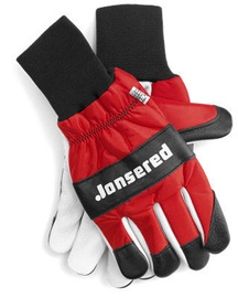 Jonsered Comfort Gloves w/ Saw Protection 9