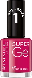 Rimmel London Super Gel By Kate 12ml 026