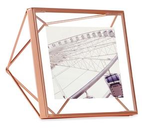 Umbra Prisma Photo Frame Copper 10x10cm