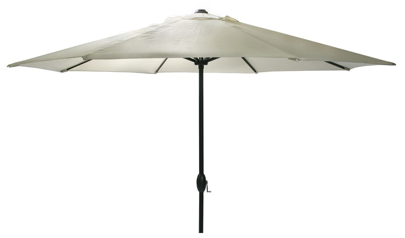Paplūdimio skėtis Home4you, 3000 mm, rožinis