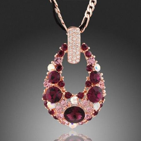 Vincento Pendant With Zirconium Crystal FP-N921