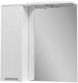 Vento Kvatro 70 White Cabinet With Mirror