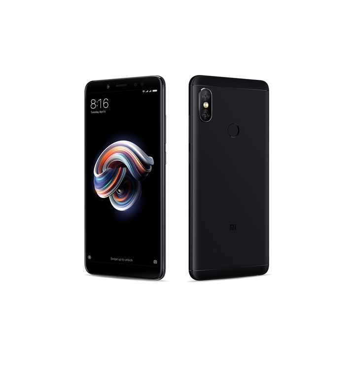 Mobilusis telefonas Xiaomi Redmi Note 5, 64 GB, DS