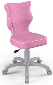 Entelo Childrens Chair Petit Size 4 Grey/Pink VS08