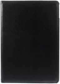 Etui Eco Leather Case wih Rotated Stand T230 Black