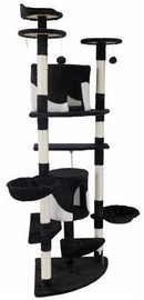 Vangaloo Scratching Post 200cm Black