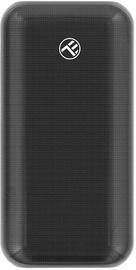 Uzlādēšanas ierīce – akumulators Tellur Compact, 30000 mAh, melna