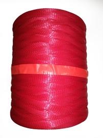 Tinklinė išspausta rankovė, raudona, 1000 m, 33-35cm