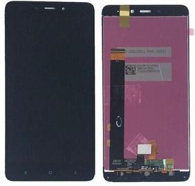 Mobilo tālruņu rezerves daļas Xiaomi Redmi Note 4 Black LCD Screen