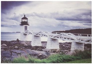 Home4you Textiline 30x45cm Lighthouse