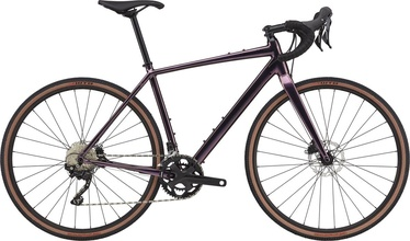 "Dviratis Cannondale Topstone 2 C15861M10SM, violetinis, 28"""