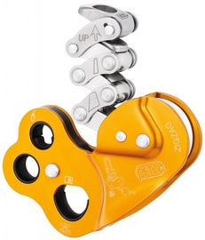 Petzl Descender ZigZag Yellow