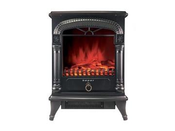Beper RI.504 Electric Free-Standing Fireplace
