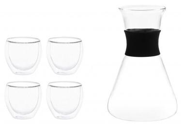 Veini klaas Maku Mulled Wine Set 295582, 1 l, 4 tk