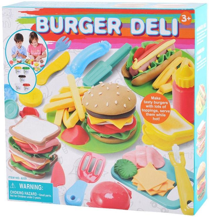 PlayGO Dough Burger Deli 8220