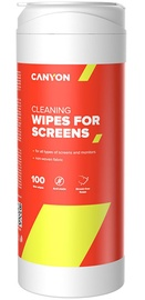 Salvrätikud Canyon Cleaning Wipes for Screens