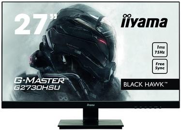 """Monitorius Iiyama G-Master Black Hawk G2730HSU-B1, 27"""", 1 ms"""