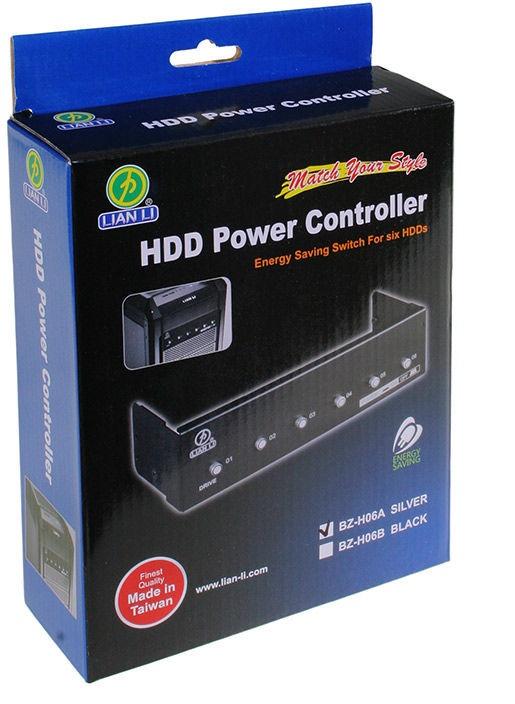 Lian Li BZ-H06A SATA Power Switch