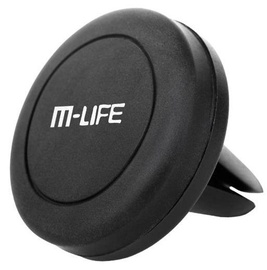 M-Life Universal Magnetic Car Holder Black